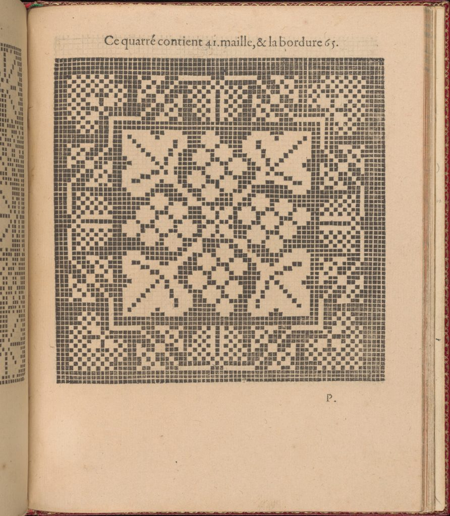 Les Singuliers et Nouveaux Portraicts... page 57 (recto)