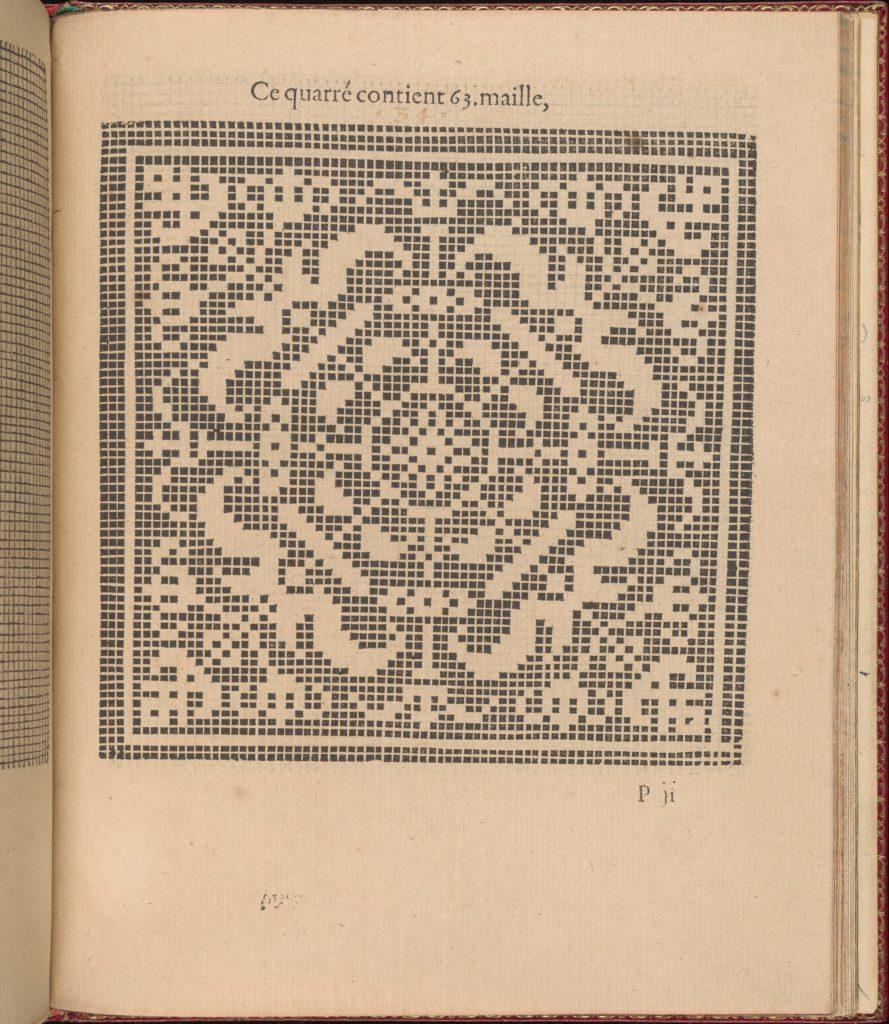 Les Singuliers et Nouveaux Portraicts... page 58 (recto)