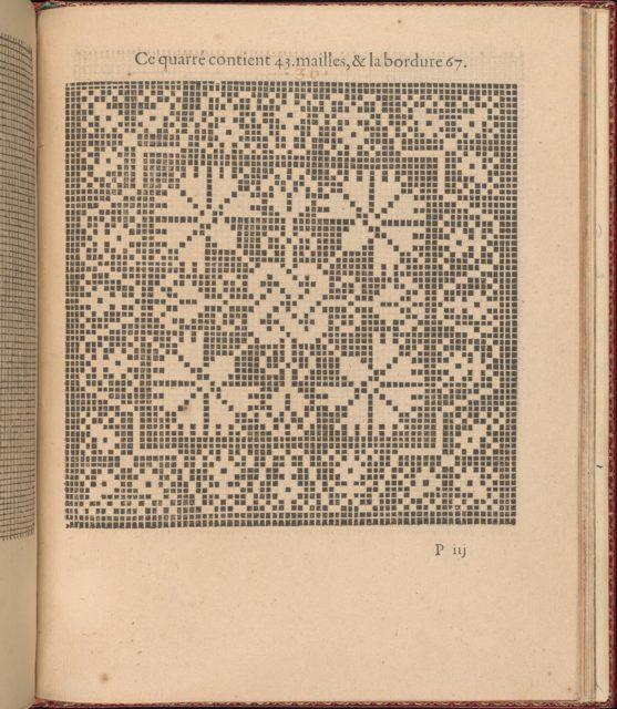 Les Singuliers et Nouveaux Portraicts... page 59 (recto)