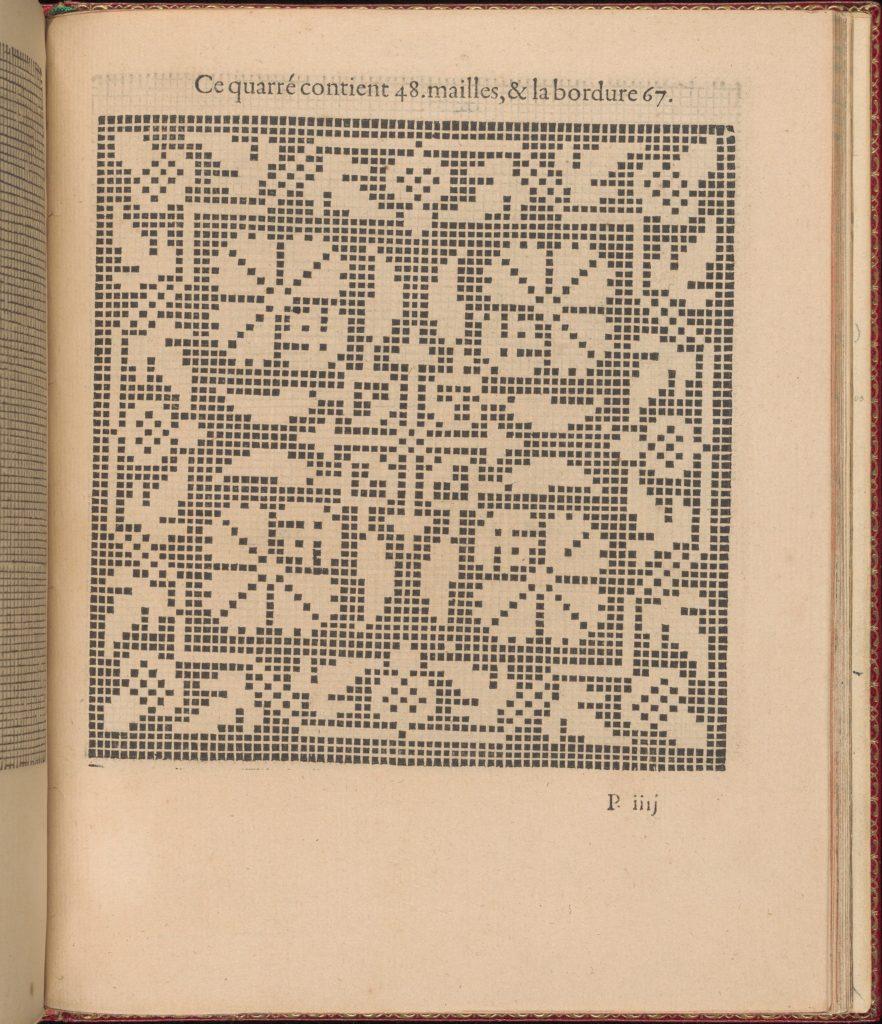 Les Singuliers et Nouveaux Portraicts... page 60 (recto)
