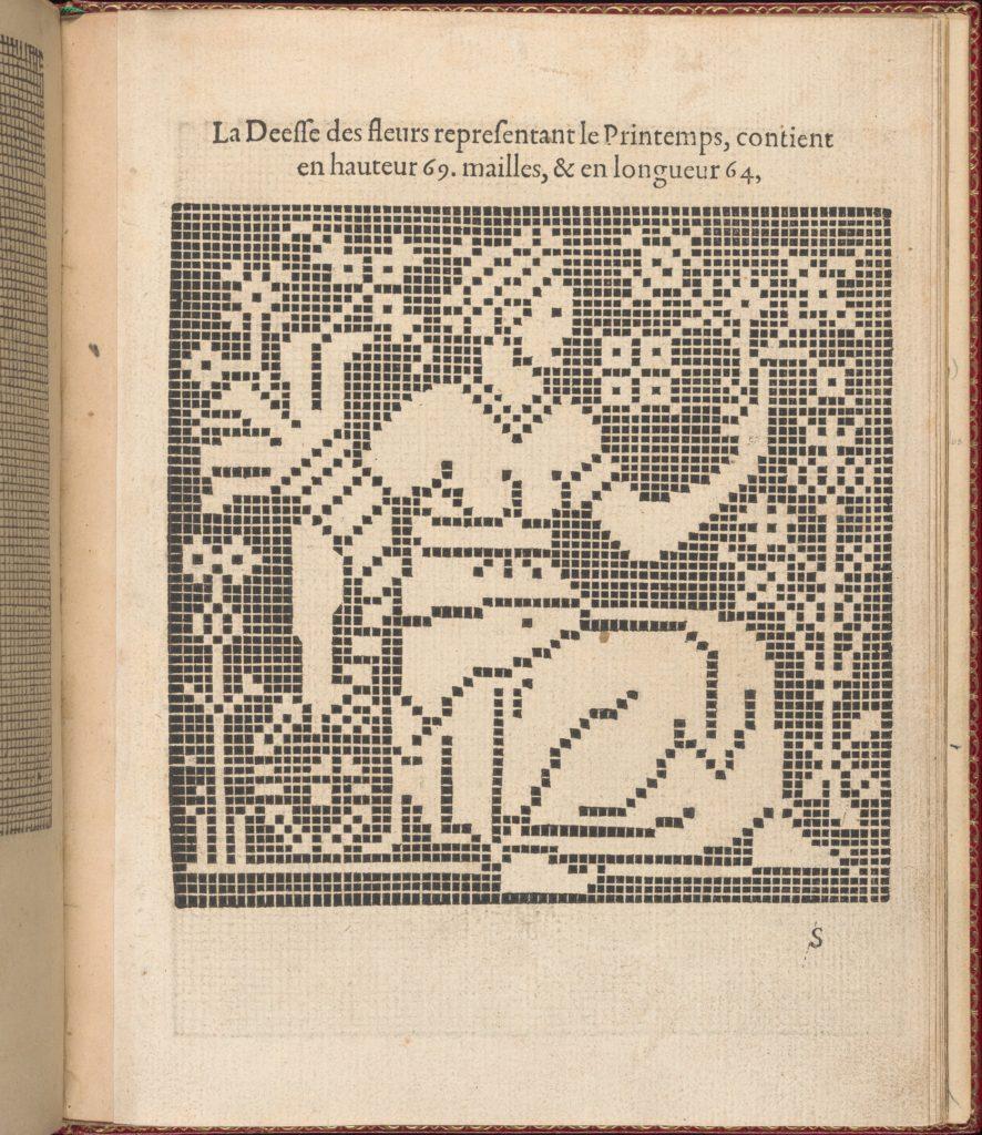 Les Singuliers et Nouveaux Portraicts... page 69 (recto)