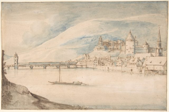 View of Heidelberg