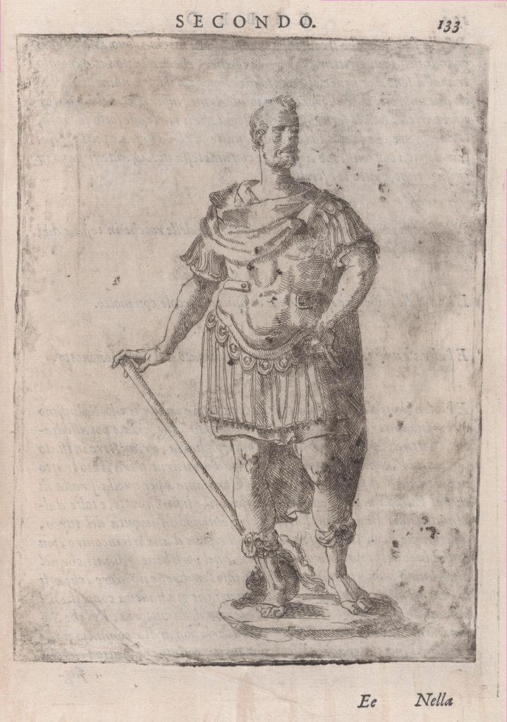 Descrizione del regale apparato per le nozze della serenissima madama Cristina di Loreno moglie del serenissimo don Ferdinando Medici III Gran Duca di Toscana