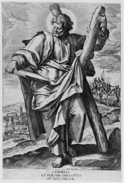 Christ and the Twelve Apostles