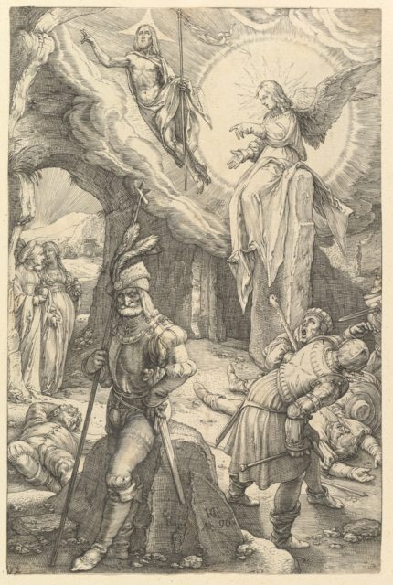 The Resurrection, from The Passion of Christ