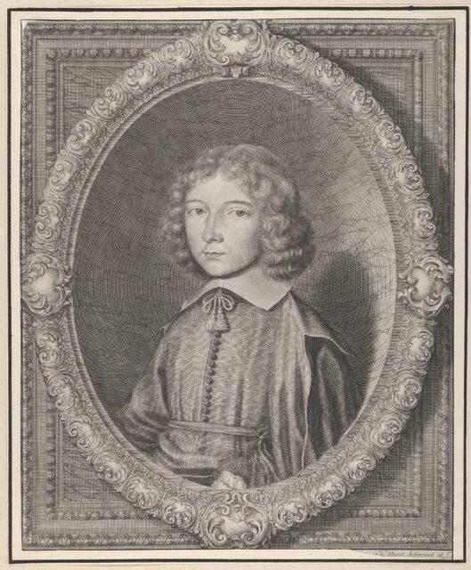 Amador Jean Baptiste de Vignerod, abb de Richelieu