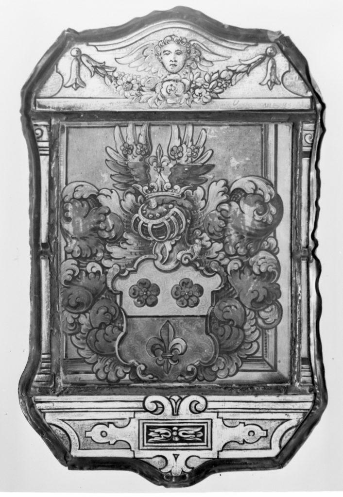 Armorial panel