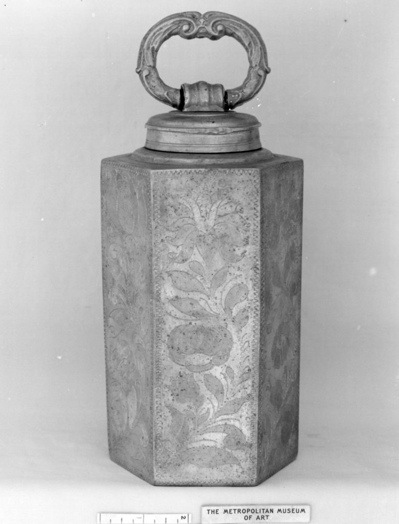 Canister or bottle