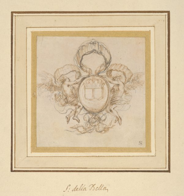 Cartouche for Le Pont Neuf