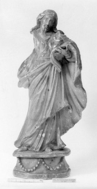 Christ, the Good Shepherd, Carrying Child