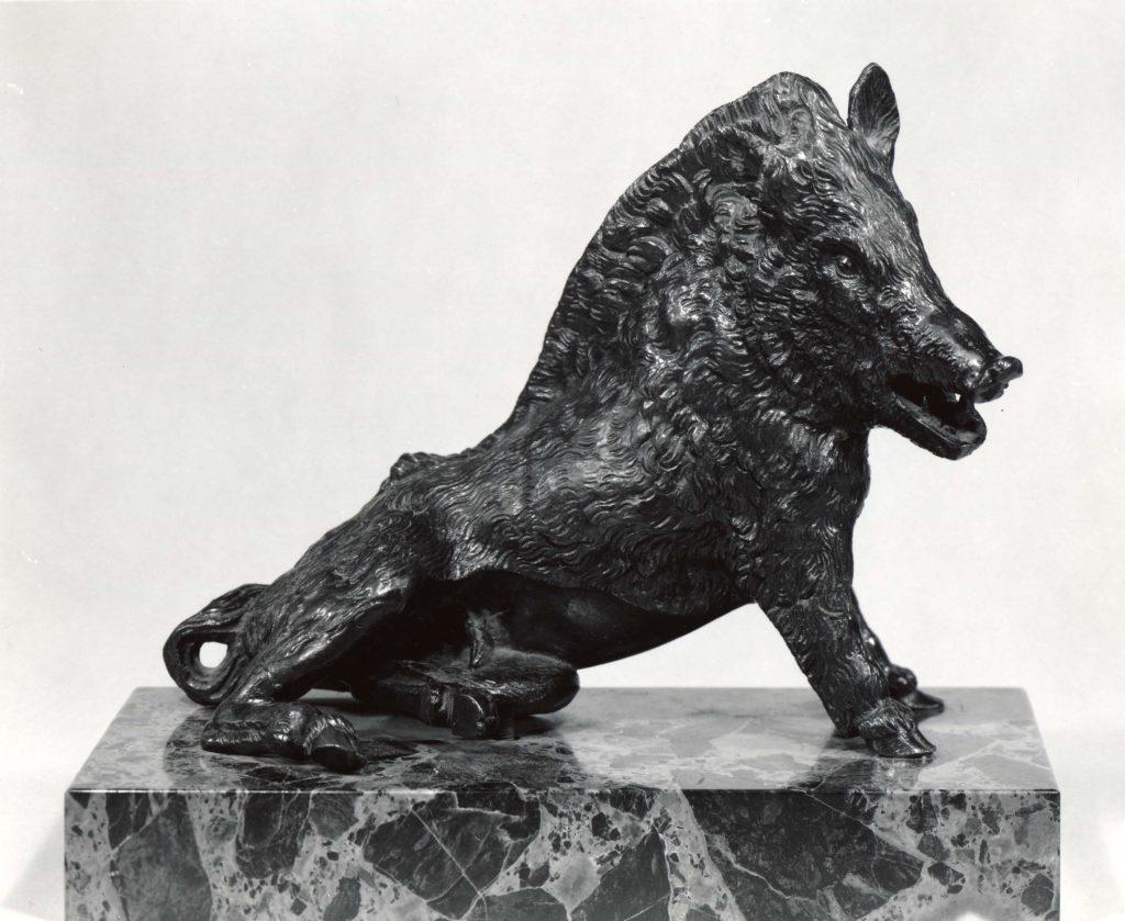 Crouching Boar (Il Porcellino)