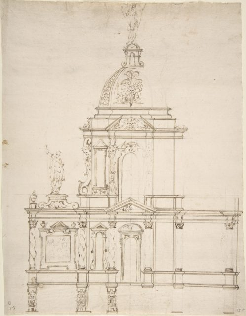 Design for Altar Tabernacle