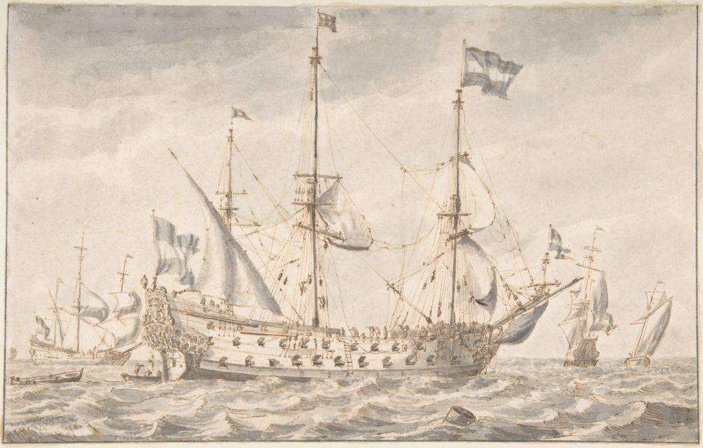 Dutch Men Of War