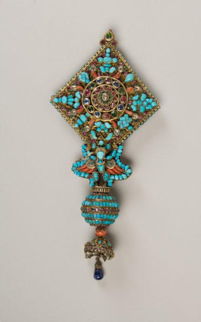Ear Ornament for a Deity