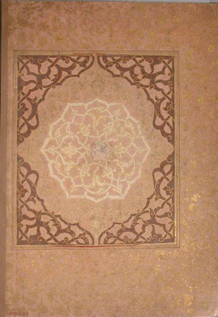 Folio from the Bellini Album