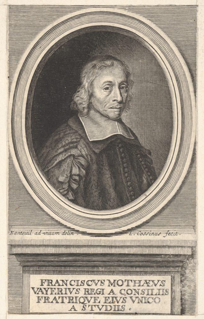 François de La Mothe le Vayer