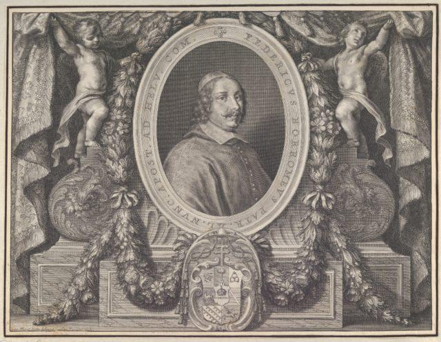 Frédéric Barromée, archevêque, cardinal de Milan