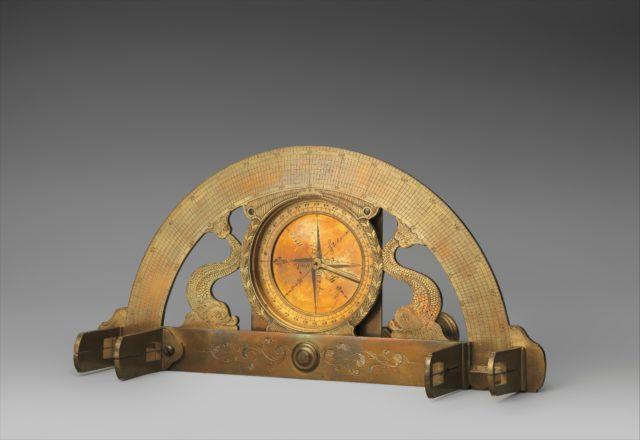 Graphometer or semicircle