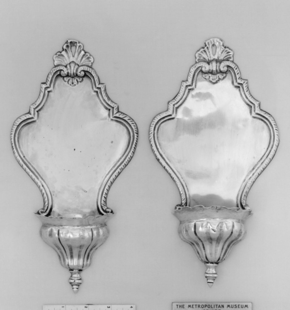 Holy-water font (one of a pair)