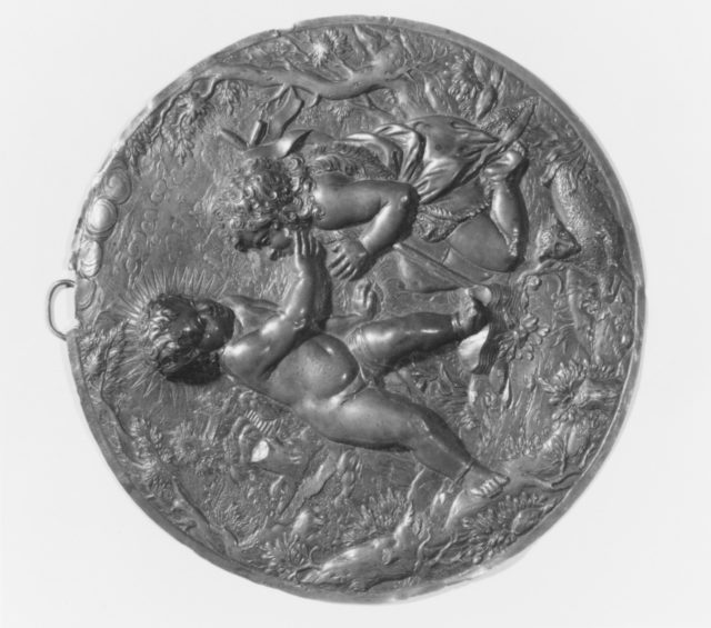 Infant Christ and Young St. John the Baptist