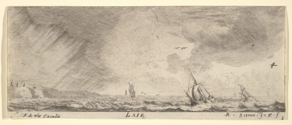 L'Air, from The Elements