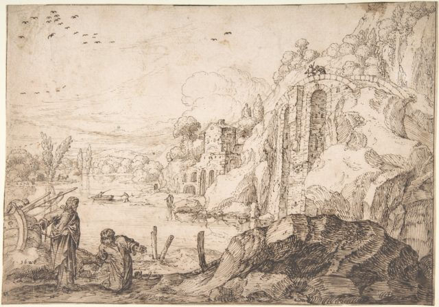 Landscape with the Calling of St. Peter