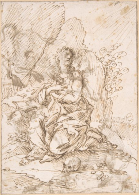 Mary Magdalen in the Wilderness