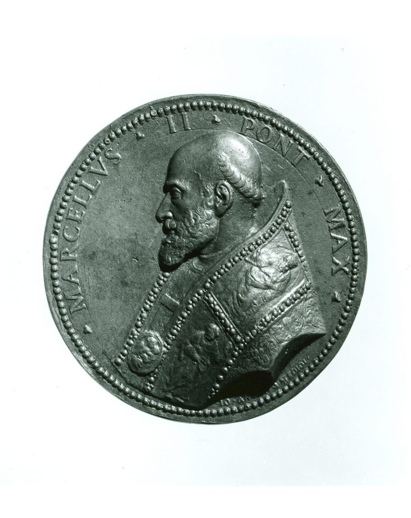 Medal:  Pope Marcellus II