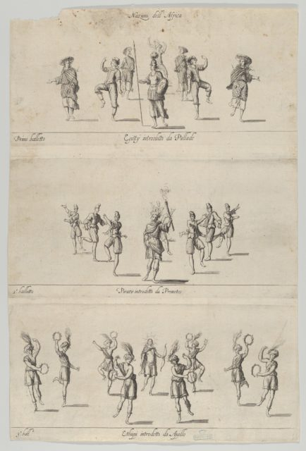Nations of Africa ballets
