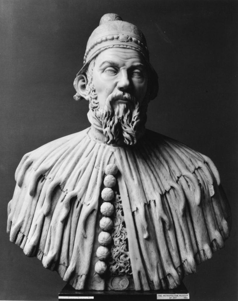 Portrait of Francesco Contarini, Doge 1623–1624