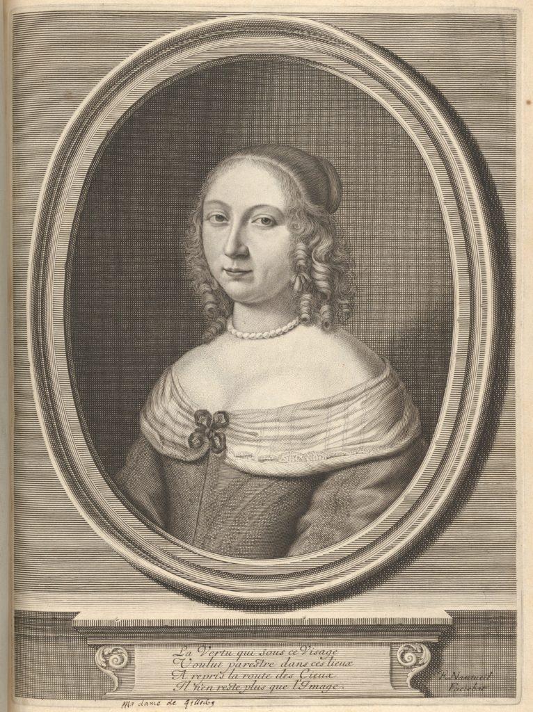 Portrait of Marie de Gillier