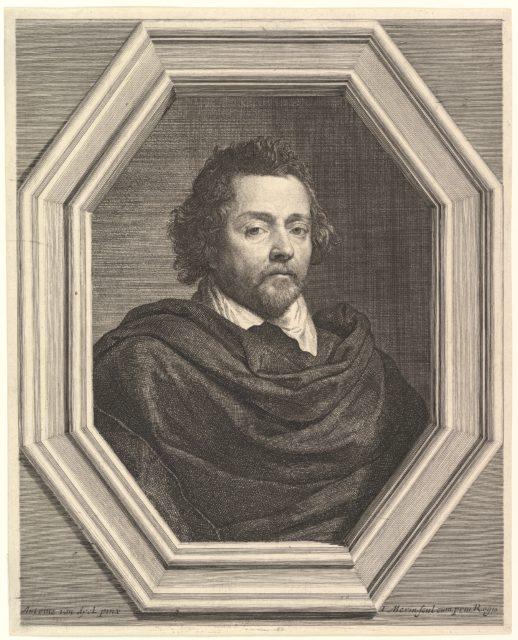 Portrait of Nicolas Chrystin