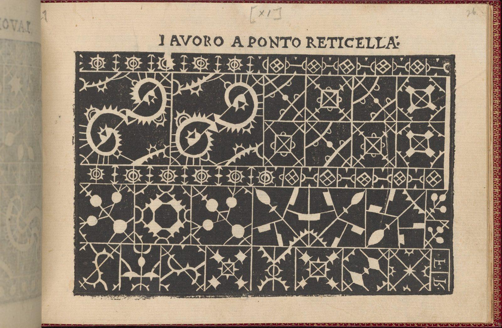 Pretiosa Gemma delle virtuose donne, page 28 (recto)
