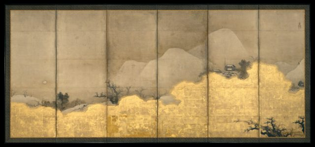 Scenes from the Eight Views of the Xiao and Xiang Rivers