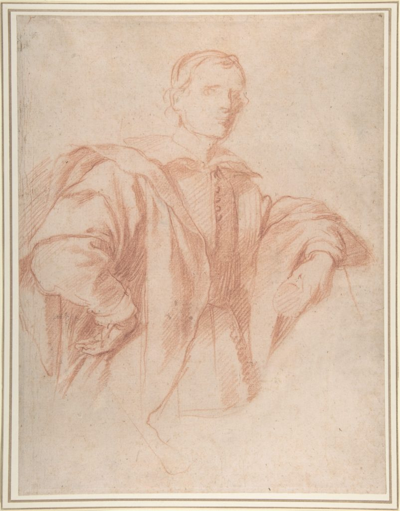 Study for a Portrait of a Man