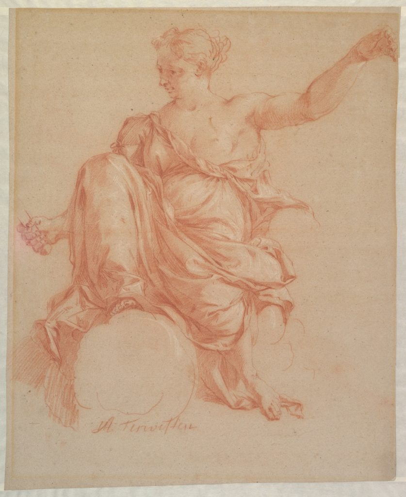 Study for an Allegory
