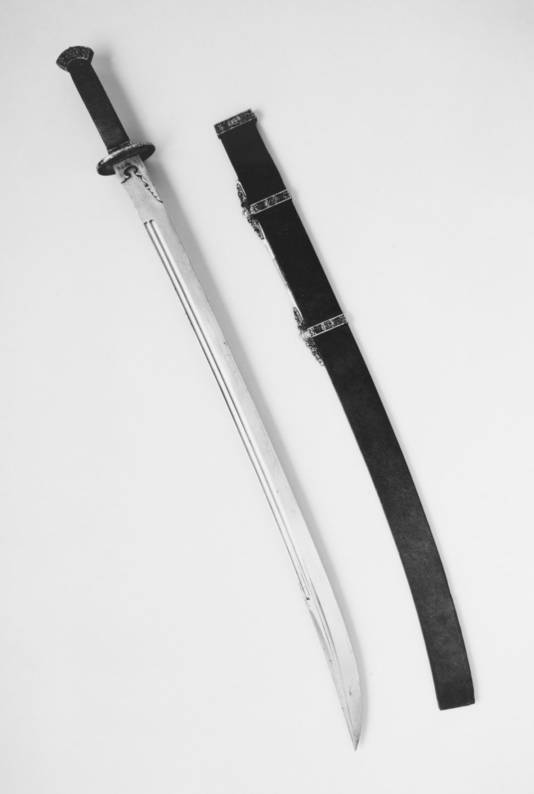 Sword with Scabbard