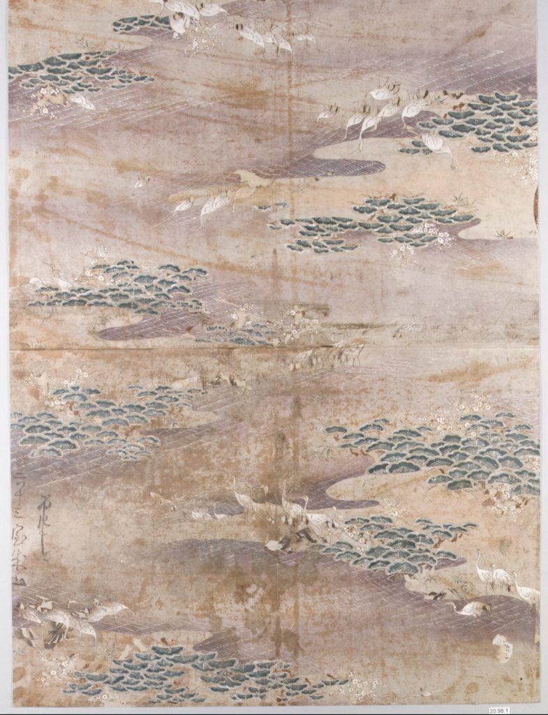 Textile Design for Stencil