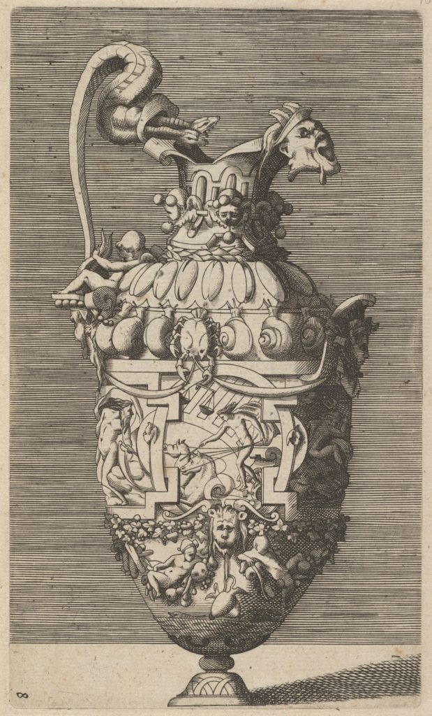 Vase with Helios or Phaeton on the Chariot of the Sun