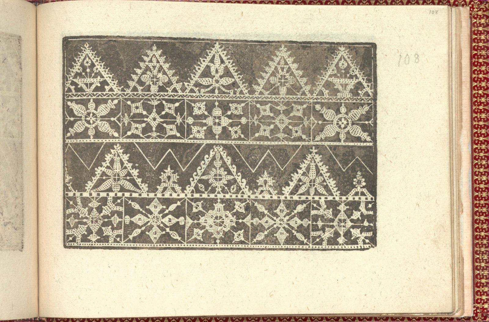 Corona delle Nobili et Virtuose Donne: Libro I-IV, page 108 (recto)