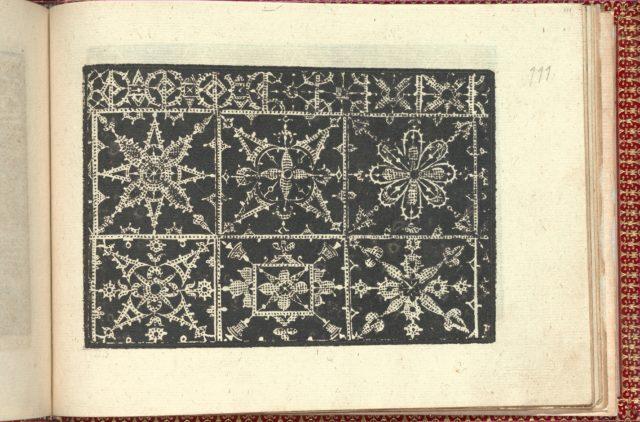 Corona delle Nobili et Virtuose Donne: Libro I-IV, page 111 (recto)