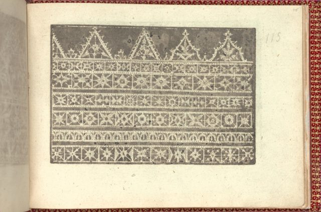 Corona delle Nobili et Virtuose Donne: Libro I-IV, page 115 (recto)