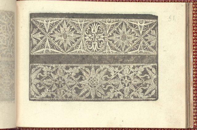 Corona delle Nobili et Virtuose Donne: Libro I-IV, page 51 (recto)