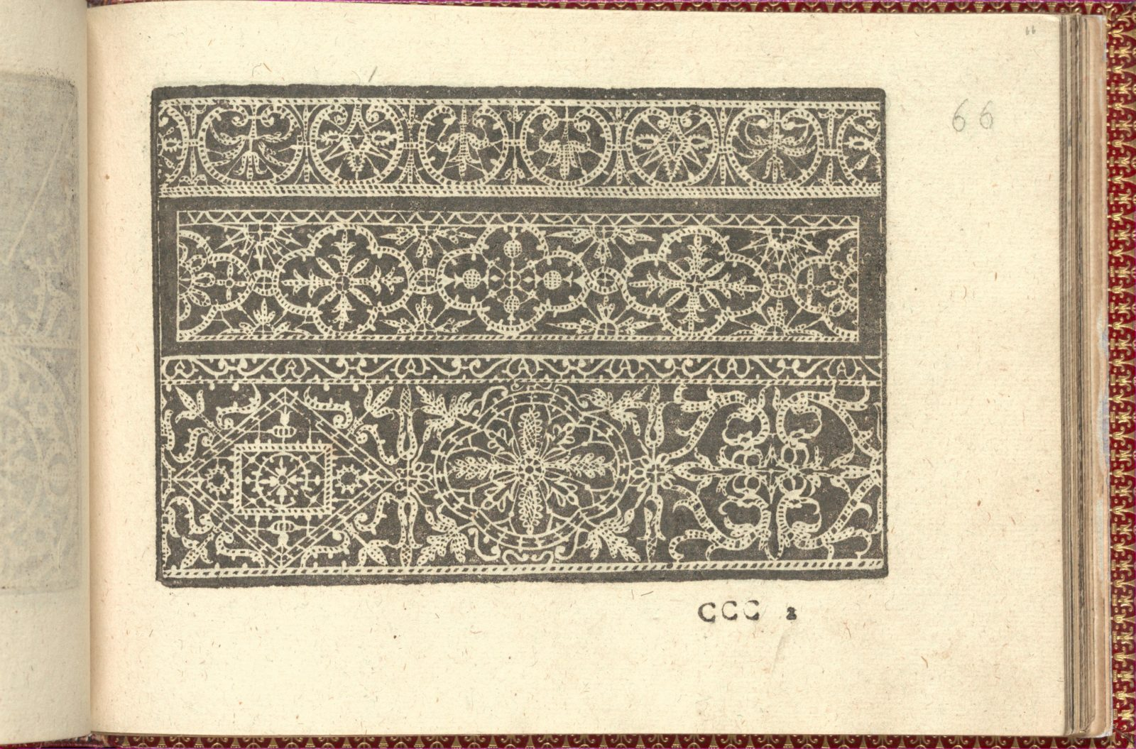 Corona delle Nobili et Virtuose Donne: Libro I-IV, page 66 (recto)