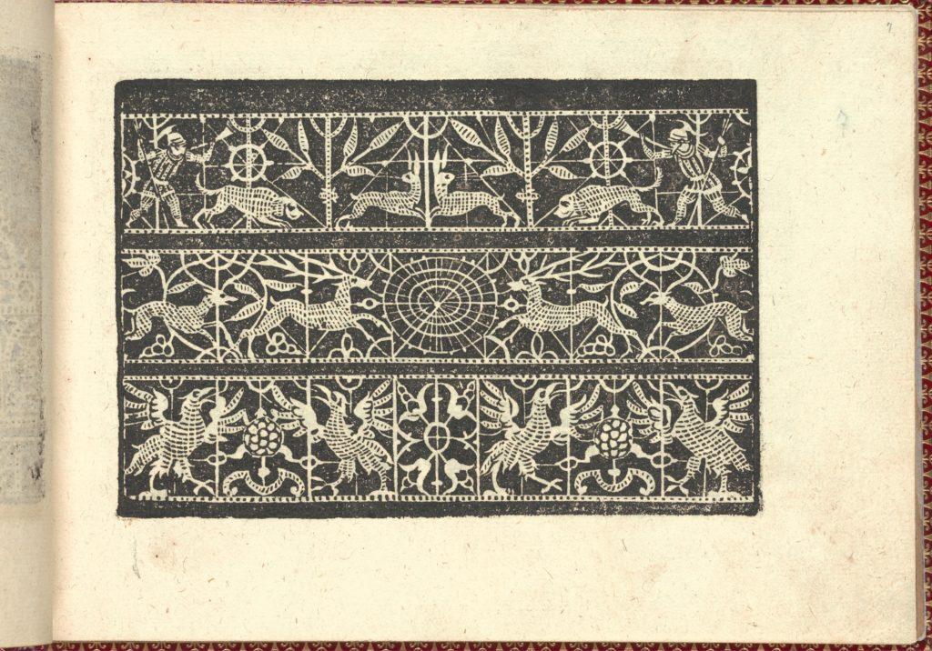 Corona delle Nobili et Virtuose Donne: Libro I-IV, page 7 (recto)