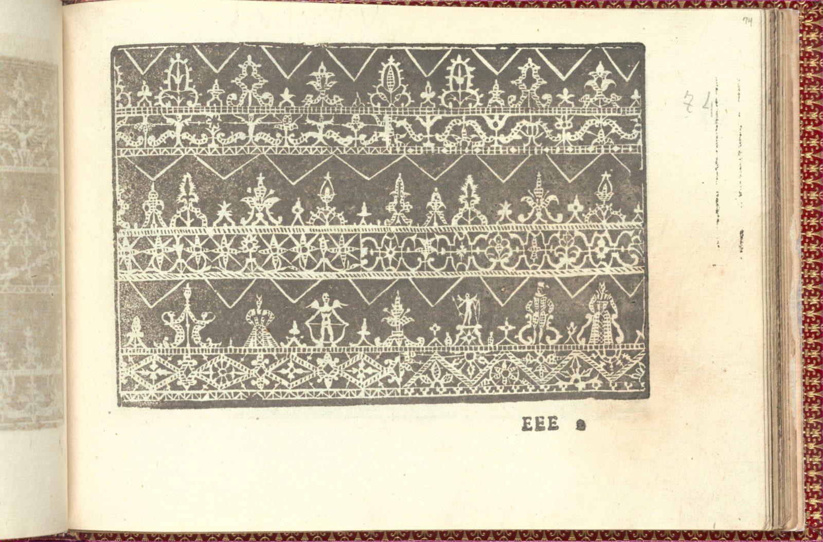Corona delle Nobili et Virtuose Donne: Libro I-IV, page 74 (recto)