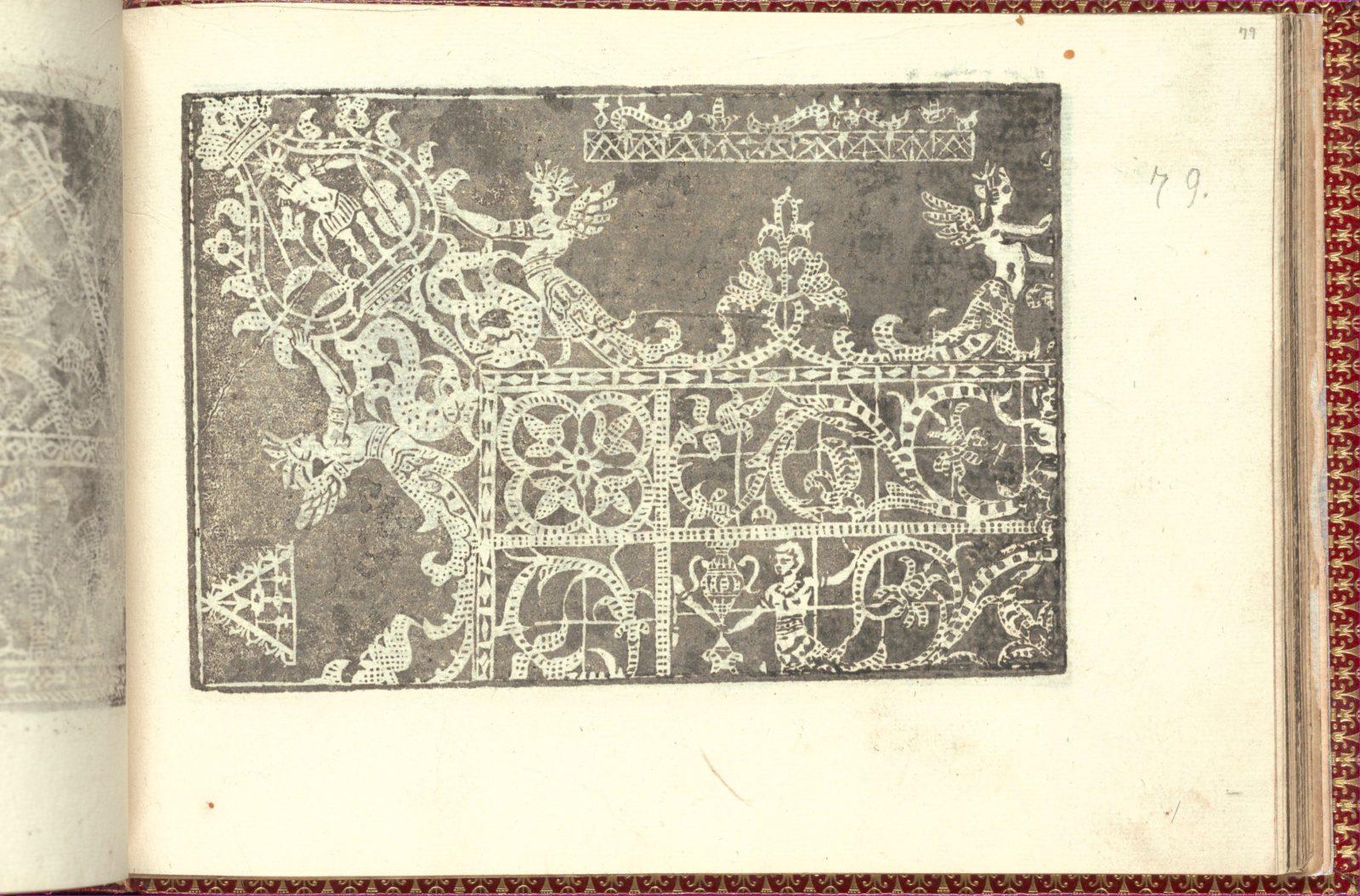 Corona delle Nobili et Virtuose Donne: Libro I-IV, page 79 (recto)