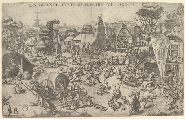 The Kermis of Saint George