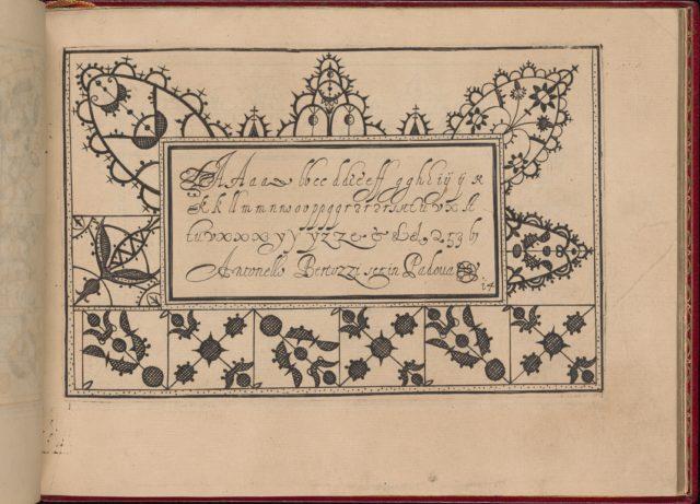 Ghirlanda: Di sei vaghi fiori scielti da piu famosi Giardini d'Italia, page 22 (recto)