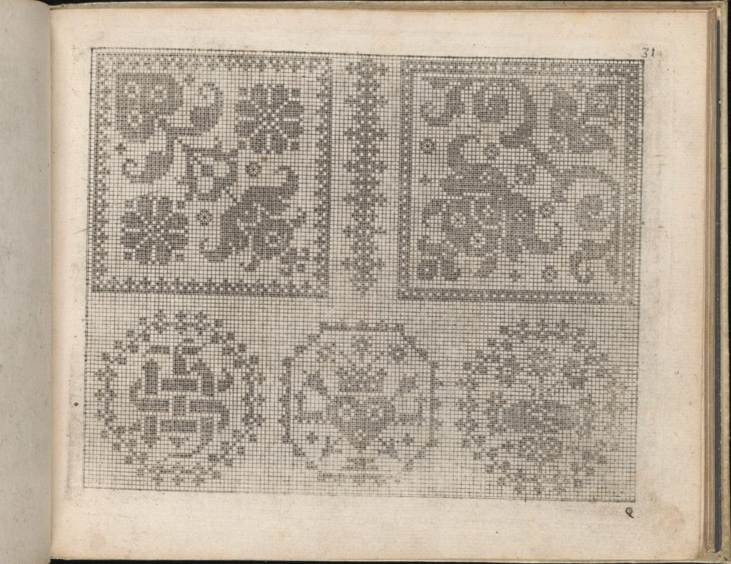 Newes Modelbuch in Kupffer  (Page 39r)